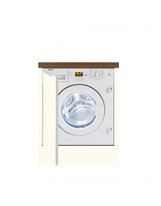 beko wmi 71443 pte einbau waschmaschine eek a green point. Black Bedroom Furniture Sets. Home Design Ideas