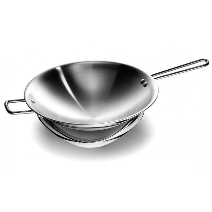 aeg 944189320 fusion wok aufsatz wok f r induktion green point