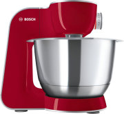 Bosch MUM58720 Creation Line Küchenmaschine deep red